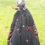 Victorian Flower Seller