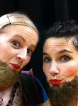 The Bearded Ladies