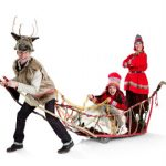 Mother Christmas' Sleigh